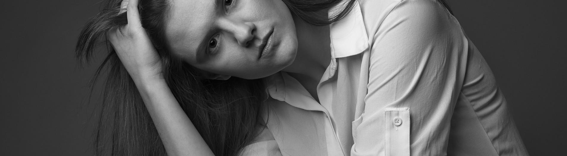 Taylor M | Studio Portraits | Bucks County PA