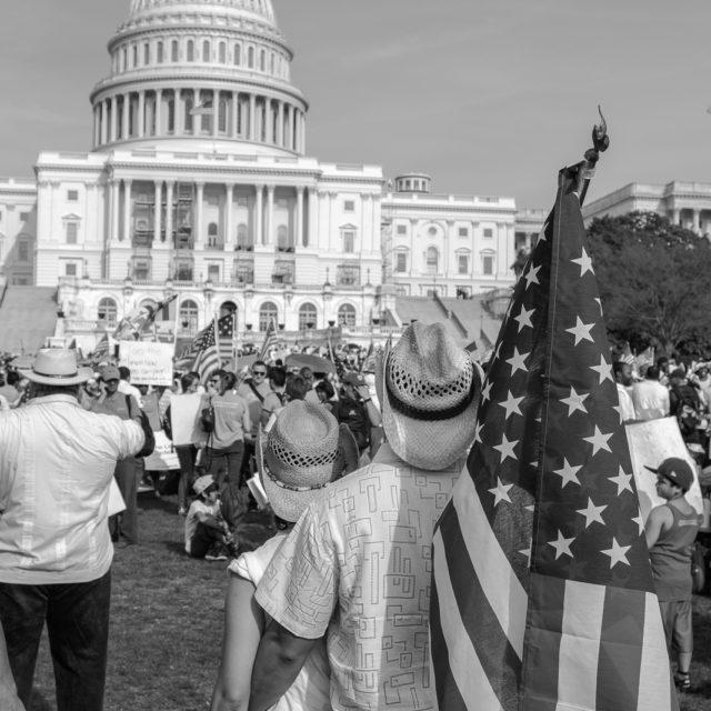 Rally for Citzenship | Truthout | Editorial | Washington DC