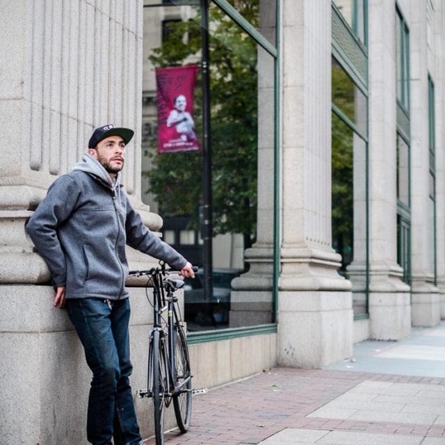 Cotton 24Hour | Street Portraits | Philadelphia